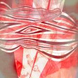 Fond abstrait d'aquarelle de couleur Images stock