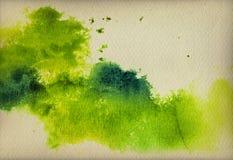 Fond abstrait d'aquarelle de cru Image stock