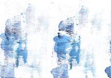 Fond abstrait d'aquarelle de lavande image stock