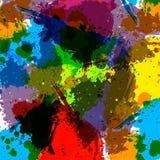 Fond abstrait d'arc-en-ciel Images libres de droits