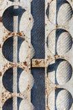 Fond abstrait d'ardoise et de métal photo stock