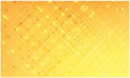 Fond abstrait d'arrangement d'étoile Photographie stock libre de droits