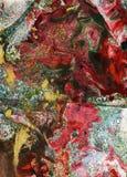 Fond abstrait d'art Photos libres de droits