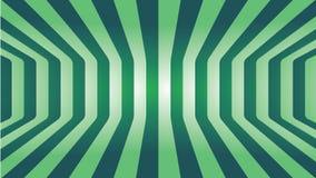 Fond abstrait d'art de pièce de courbe de Ligne Verte Photographie stock libre de droits