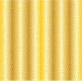 Fond abstrait d'or avec l'ornement curvy illustration de vecteur