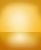 Fond abstrait d'or avec le gradient Images stock