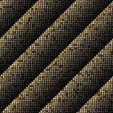 Fond abstrait d'or Fond de miroitement d'or Fond de mosaïque d'or or pétillant Images libres de droits