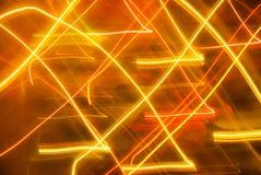 Fond abstrait dans des sons oranges et jaunes photo libre de droits