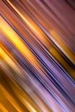 Fond abstrait dans l'or et les tons violets Photographie stock libre de droits
