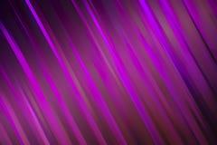 Fond abstrait dans la ligne violette de vague Image libre de droits