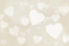 Fond abstrait dans le concept d'amour Photographie stock libre de droits