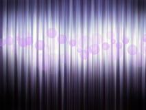 Fond abstrait dans les couleurs violettes Image stock
