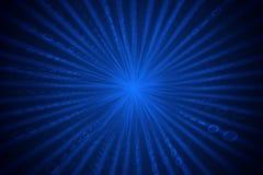 Fond abstrait de bleu de matrice photographie stock libre de droits