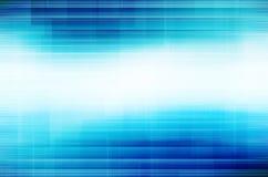 Fond abstrait de Blue Line Image libre de droits