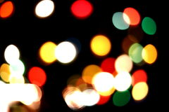 Fond abstrait de bokeh de tache floue Photos stock