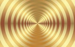Fond abstrait de buts d'or fond texturisé d'or pour des conceptions créatives illustration de vecteur
