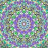 Fond abstrait de cercle Photos stock