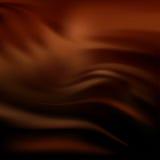 Fond abstrait de chocolat Images libres de droits