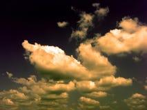 Fond abstrait de ciel Image libre de droits
