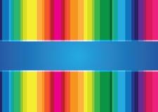 Fond abstrait de colorfull Photo libre de droits