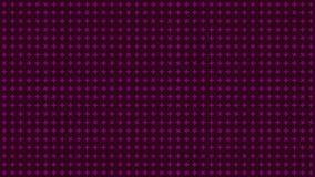 Fond abstrait de colorfull avec des éléments de la géométrie banque de vidéos