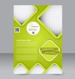 Fond abstrait de conception d'insecte calibre de brochure illustration stock