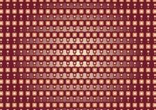 Fond abstrait de configuration Photo stock