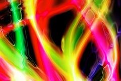 Fond abstrait de couleur Photos libres de droits