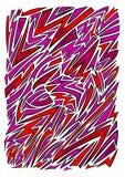 Fond abstrait de couleur Illustration Libre de Droits
