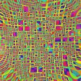Fond abstrait de couleur Photo libre de droits