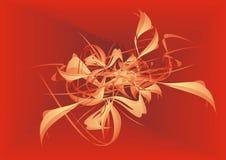 Fond abstrait de couleur Image libre de droits