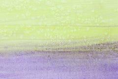 Fond abstrait de couleur d'eau Images libres de droits