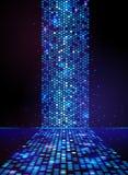 Fond abstrait de disco Photo stock