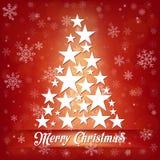 Fond abstrait de disposition de Joyeux Noël de vecteur Pour la conception d'art de bonne année, liste, page, style de thème de ma Photos stock