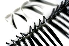 Fond abstrait de fourchette photographie stock