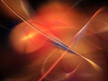 Fond abstrait de fractale Photo libre de droits