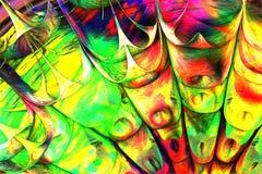 Fond abstrait de fractale photographie stock libre de droits