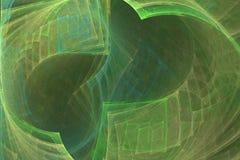 Fond abstrait de fractale Peinture abstraite dans des couleurs en pastel vues comme des images d'une caverne L'image texturisée d Photographie stock libre de droits