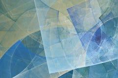 Fond abstrait de fractale Peinture abstraite dans des couleurs en pastel vues comme des images d'une caverne L'image texturisée d Photos stock
