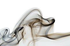 Fond abstrait de fumée Photos libres de droits