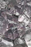 Fond abstrait de glace Images libres de droits