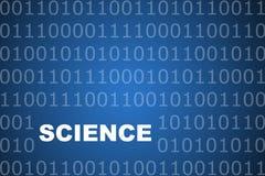 Fond abstrait de la Science illustration libre de droits