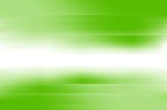 Fond abstrait de Ligne Verte Images libres de droits