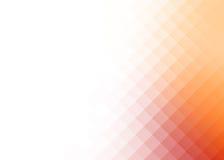 Fond abstrait de losange de gradient Photos libres de droits