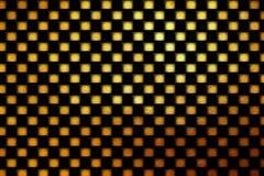 Fond abstrait de luxe brillant de texture d'or carrée de modèle Élément de conception illustration stock