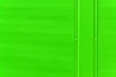 Fond abstrait de métal de vert de chaux Photos libres de droits
