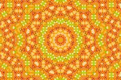 Fond abstrait de modèle de kaléidoscope photo stock