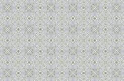 fond abstrait de modèles de cristaux Image libre de droits