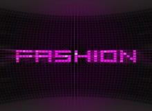 Fond abstrait de mode avec la lumière illustration libre de droits