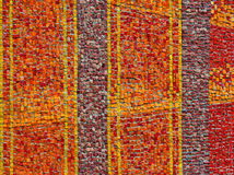 Fond abstrait de mosaïque Photos stock